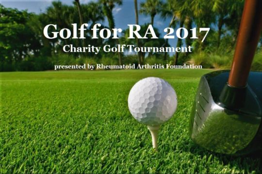 Golf for RA 2017 - Rheumatoid Arthritis Foundation, Help Fight RA